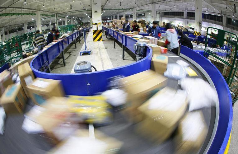 廣東郵政快遞44萬人復工達99%